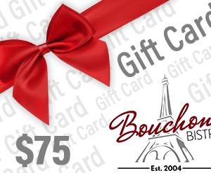 Restaurant Gift Cards Kelowna